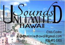Sounds Unlimited Hawaii