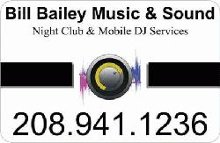 Bill Bailey Music and Sound