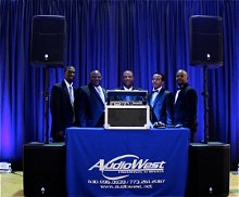 Audio West Professional Entertainment Disc Jockey Service