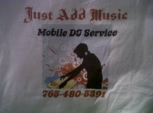 Just Add Music Mobile Dj