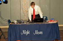 Night Moves Professional DJ
