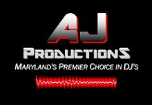 AJ Productions Marylands Premier Choice in DJs