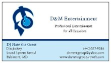 D and M Entertainment