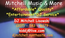 Mitchell Music and More