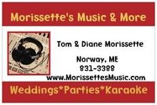 Morissettes Music and More