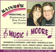 Music and Moore