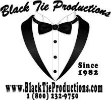 Black Tie Productions DJ Photo Booth Uplighting and more