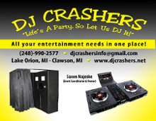 DJ CRASHERS 1000 DJ and Photo Booth Package Special