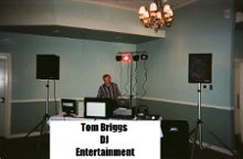 Tom Briggs DJ Entertainment