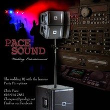 Pace Sound Wedding Entertainment and Lighting Design