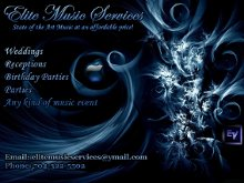 ELITE MUSIC SERVICES DJ