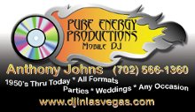 Pure Energy Productions Mobile DJ