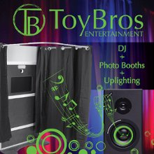 Toy Bros Entertainment DJ Photo Booths and Uplighting