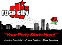 Rose City DJs and Events