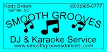 Smooth Grooves DJ and Karaoke Service