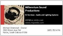 Millennium Sound Productions