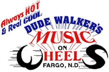 SD Dude Walkers Music On Wheels Wedding DJs