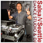Salsa N Seattle Dance and Wedding DJ