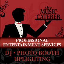 The Music Caterer DJ Photo Booth and Uplighting