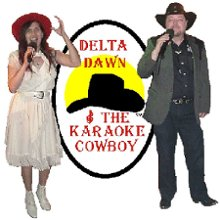 Delta Dawn and The Karaoke Cowboy