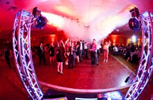 Double Platinum DJ and UpLighting Service