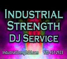 Industrial Strength DJ Service and Icon Studios Photography
