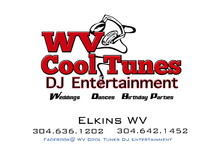 WV Cool Tunes DJ Entertainment