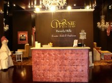Winnie Couture Flagship Bridal Salon Beverly Hills