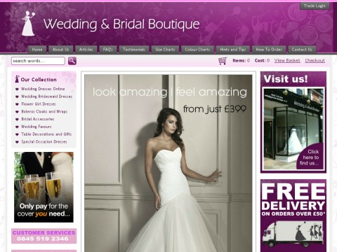 Wedding and Bridal Boutique Ltd