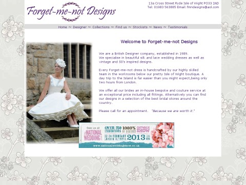 Forget me Not Designs