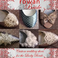 Rowan Bride Custom Bridal Shoes