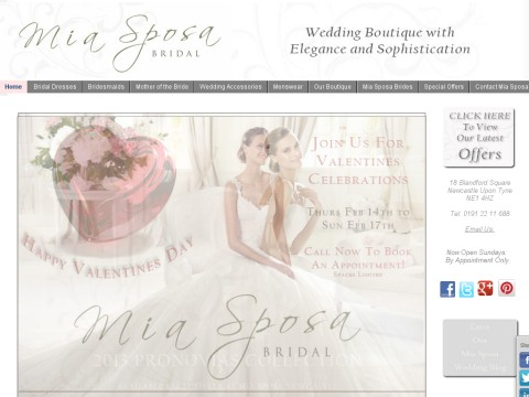 Mia Sposa Bridal and Menswear