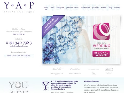 Y A P Bridal Boutique