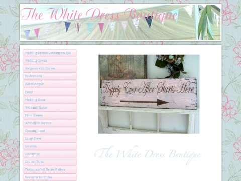 The White Dress Boutique