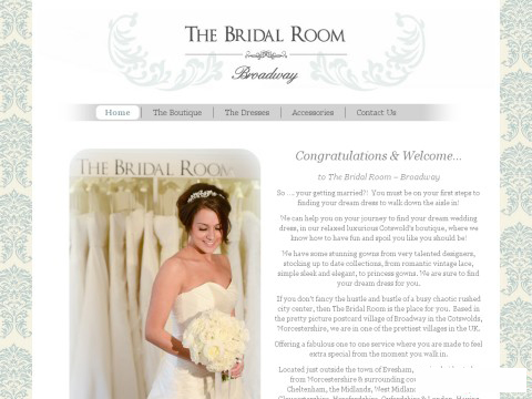 The Bridal Room Broadway