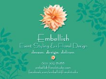 Embellish Event Styling and Floral Design