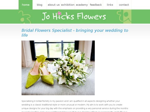Jo Hicks Flowers