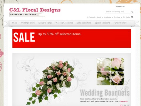 Cand L Floral Designs