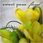Sweet Peas Floral Design