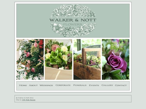 Walker and Nott Flowers