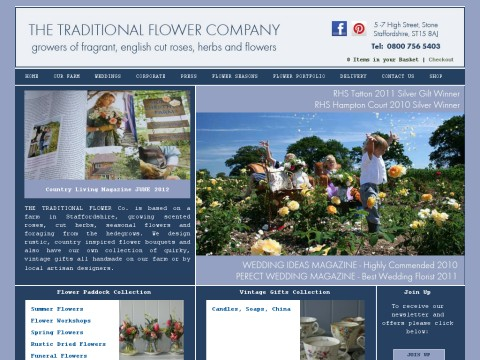 Traditional Flower Company