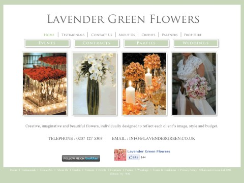 Lavender Green Ltd