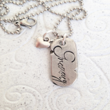 Bliss Stamped Jewelry
