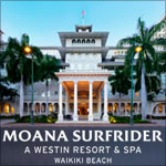 Moana Surfrider A Westin Resort and Spa