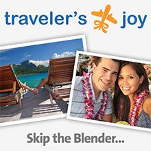 Travelers Joy Honeymoon Registry