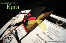 Invitations by Kara