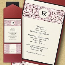 Hazelnut Invitations