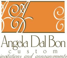 Angela Dal Bon Custom Invitations and Announcements