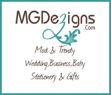 MGdezigns Custom wedding Invitations and Stationery