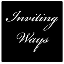 Inviting Ways by Calligraphy Corner